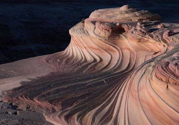 The Second Wave in Coyote Buttes North, Arizona