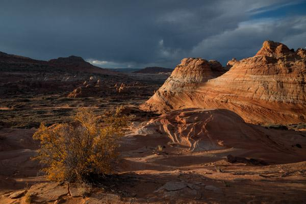 Cottonwood Cove Storm, Coyote Buttes South, Arizona