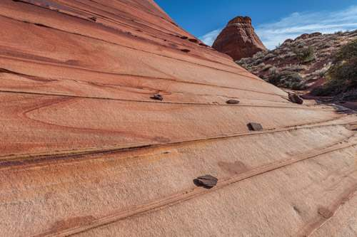 North Teepees , Coyote Buttes North, The Wave, Arizona