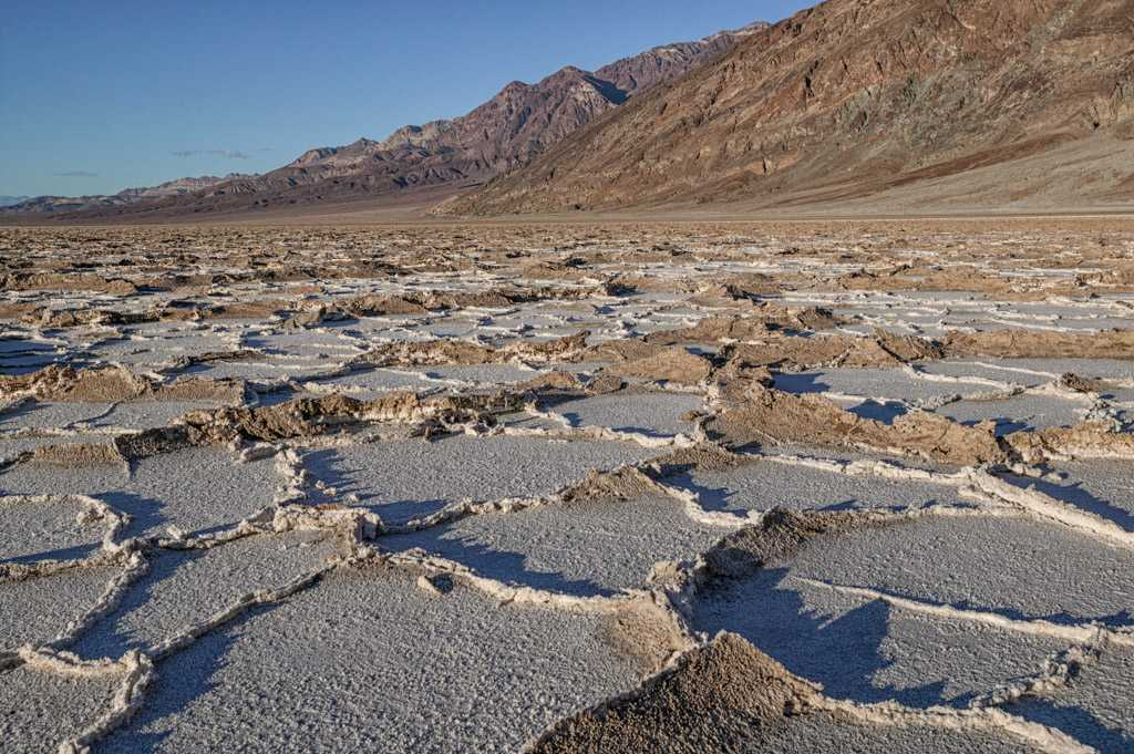 Badwater, Death Valley, California