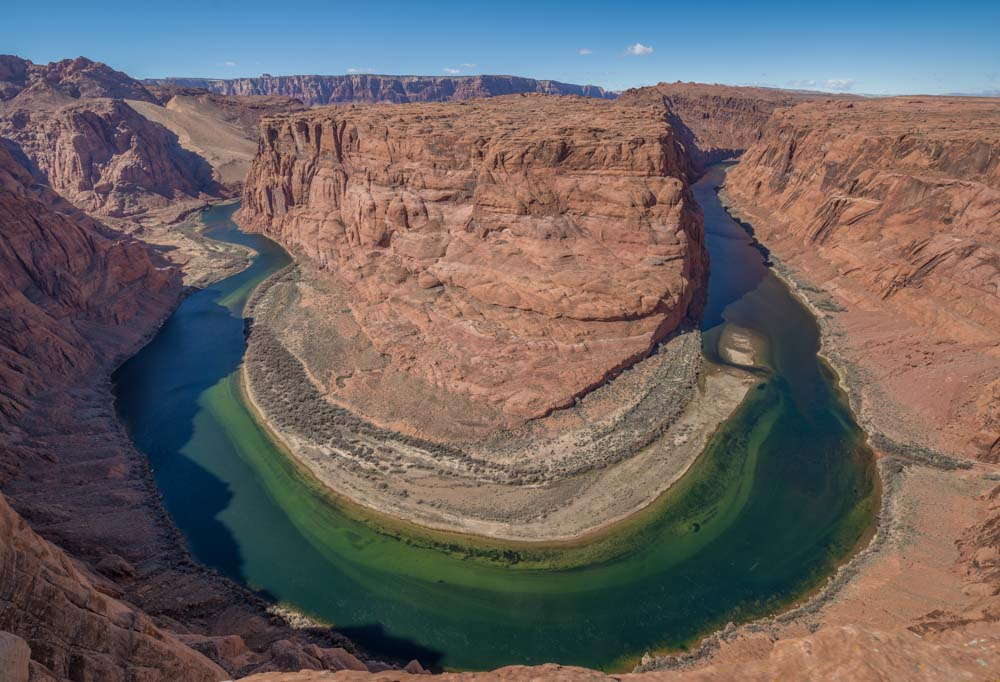 Waterholes Bend overlooking the Colorado River