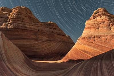 Wave Star Trail